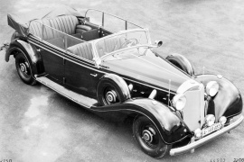 "MERCEDES BENZ ""Grosser Mercedes"" Tourenwagen (W150) (1939 - 1943)"