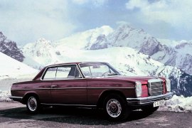 "MERCEDES BENZ ""Strich-Acht"" Coupe (C114) (1969 - 1977)"