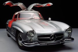 MERCEDES BENZ 300 SL Coupe (W198) (1954 - 1957)