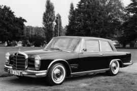 MERCEDES BENZ 600 Coupe (C100) (1965)