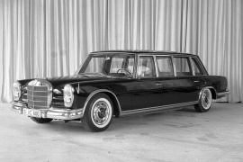 MERCEDES BENZ 600 Pullman Guard (V100) (1965 - 1981)
