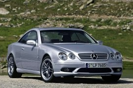 MERCEDES BENZ CL 65 AMG (C215) (2003 - 2006)
