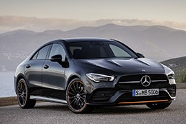 Mercedes Benz Cla Klasse Models And Generations Timeline Specs And Pictures By Year Autoevolution
