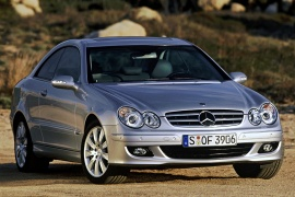 MERCEDES BENZ CLK (C209) (2005 - 2009)