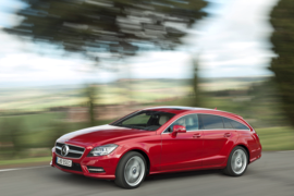 MERCEDES BENZ CLS Shooting Brake (2012 - Present)