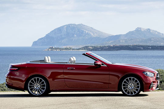 Mercedes Benz E Klasse Cabriolet And Predecessors Models And Generations Timeline Specs And Pictures By Year Autoevolution