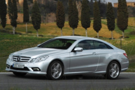 MERCEDES BENZ E-Klasse Coupe (C 207) (2009 - 2012)