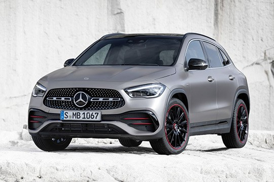 Mercedes Benz Gla Models And Generations Timeline Specs And Pictures By Year Autoevolution