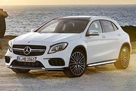 Mercedes Benz Gla 45 Amg X156 2017 Present