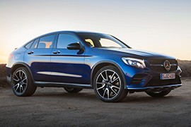 Glc 43 Amg >> Mercedes Amg Glc 43 Coupe C253 Specs Photos 2016 2017
