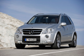 MERCEDES BENZ ML 63 AMG (W164) (2008 - 2011)