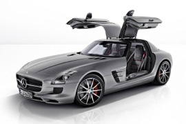 Mercedes Benz Sls Amg Gt Photo Gallery