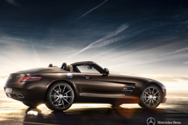 MERCEDES BENZ SLS AMG Roadster (C197) (2011 - 2012)
