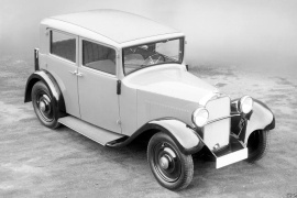 MERCEDES BENZ Typ 170 (W15) (1931 - 1936)