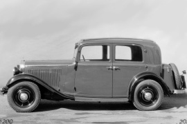 MERCEDES BENZ Typ 200 (W21) (1933 - 1936)