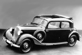 MERCEDES BENZ Typ 230 (W143) (1936 - 1937)