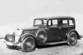 MERCEDES BENZ Typ 290 (W18) (1933 - 1937)