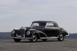 MERCEDES BENZ Typ 300 Coupe (W188) (1952 - 1958)
