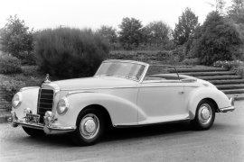 MERCEDES BENZ Typ 300 Roadster (W188) (1952 - 1958)