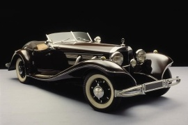 MERCEDES BENZ Typ 500 K Luxus-Roadster (W29) (1935)