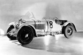 MERCEDES BENZ Typ SSKL (WS06 RS) (1931 - 1932)