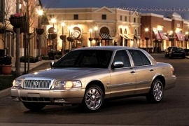 MERCURY Grand Marquis (2008 - 2011)
