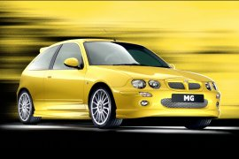 MG ZR 3 Doors (2001 - 2004)
