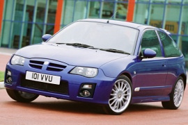MG ZR 3 Doors (2004 - 2005)