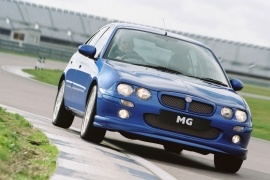 MG ZR 5 Doors (2001 - 2004)