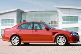 MG ZS 4 Doors (2004 - 2005)