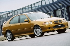 MG ZS 5 Doors (2002 - 2004)