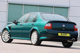MG ZS 5 Doors (2004 - 2005)