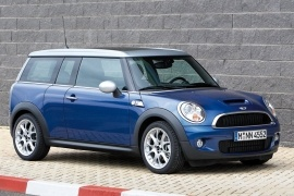 Mini Clubman Specs Photos 2007 2008 2009 2010 2011 2012