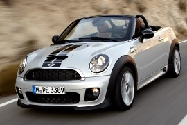 MINI John Cooper Works Roadster (2011 - Present)