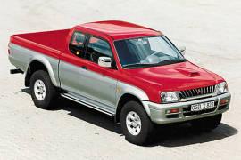 Mitsubishi L 200 Models Autoevolution