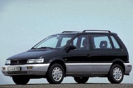MITSUBISHI Space Runner (1991 - 1999)