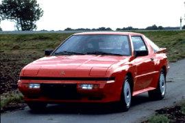 Mitsubishi Starion 1982 1991