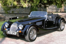 MORGAN Plus 4 (2005 - Present)