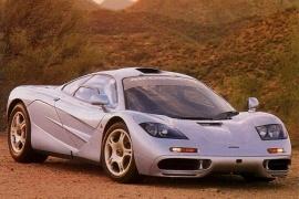 MCLAREN F1 specs - 1993, 1994, 1995, 1996, 1997, 1998 - autoevolution