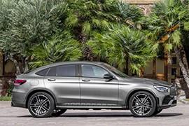 Mercedes Amg Glc 43 4matic Coupe Specs Photos 2019 2020 2021 Autoevolution
