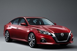 nissan altima models and generations timeline, specs and pictures