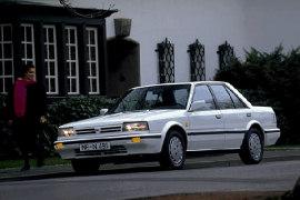 NISSAN Bluebird Sedan specs & photos - 1986, 1987, 1988 ...
