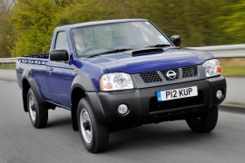 NISSAN NP300 Pickup Single Cab (2008 - Present)