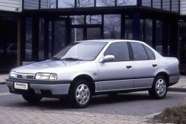 Alpha Auto Sales >> NISSAN Primera Sedan specs & photos - 1990, 1991, 1992, 1993 - autoevolution
