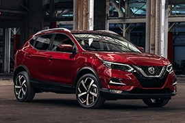NISSAN Rogue models and generations timeline, specs and