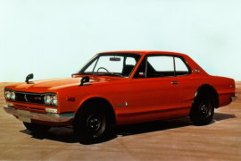 NISSAN Skyline GT-R (KPGC-10) specs & photos - 1971, 1972