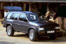 Nissan Terrano 5 Doors 1990 1993
