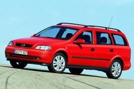 CATALOGUE Opel Astra de 2000