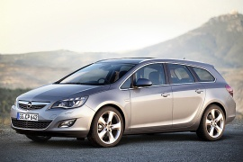 OPEL Astra Sports Tourer (2010 - Present)
