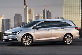 Opel Astra Sports Tourer Specs Photos 2015 2016 2017 2018